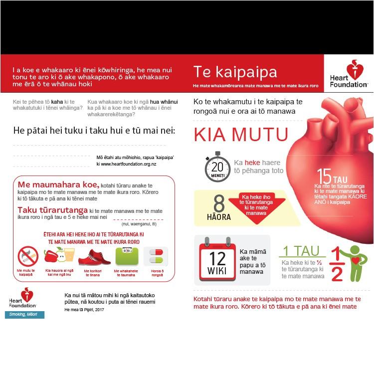 stop smoking brochure