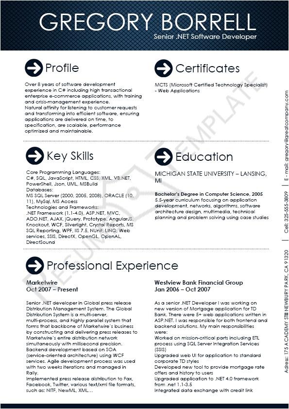 engineer resume template 2015 23