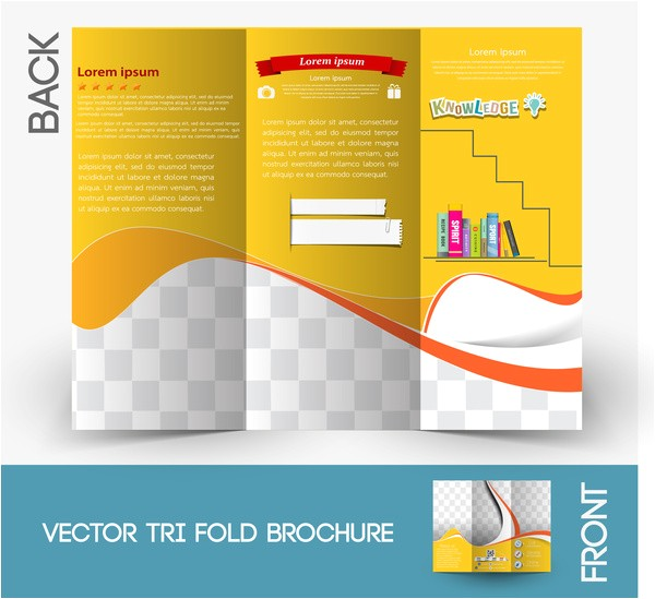 Template for Brochure Free Download Brochure Free Vector Download 2 389 Free Vector for