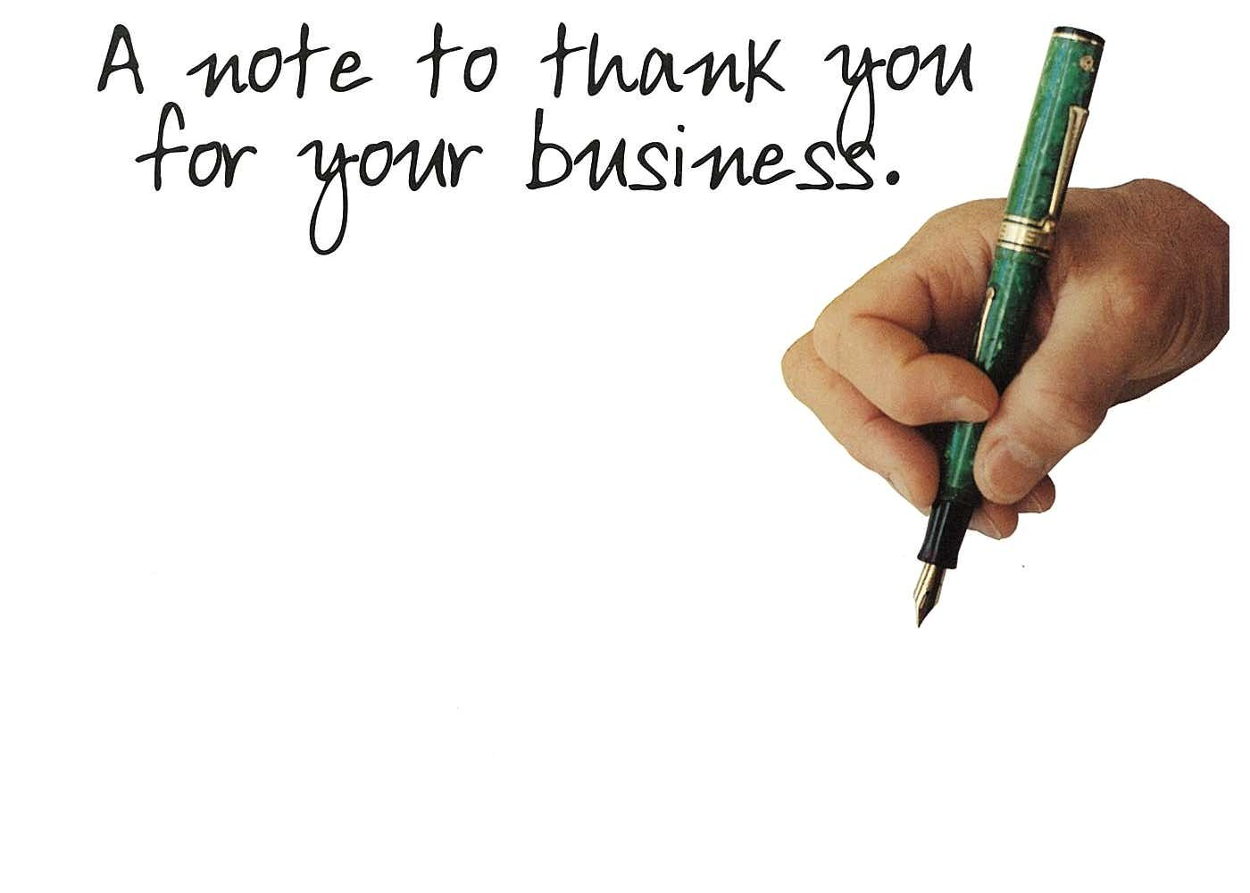 post printable thank you for your business 238531