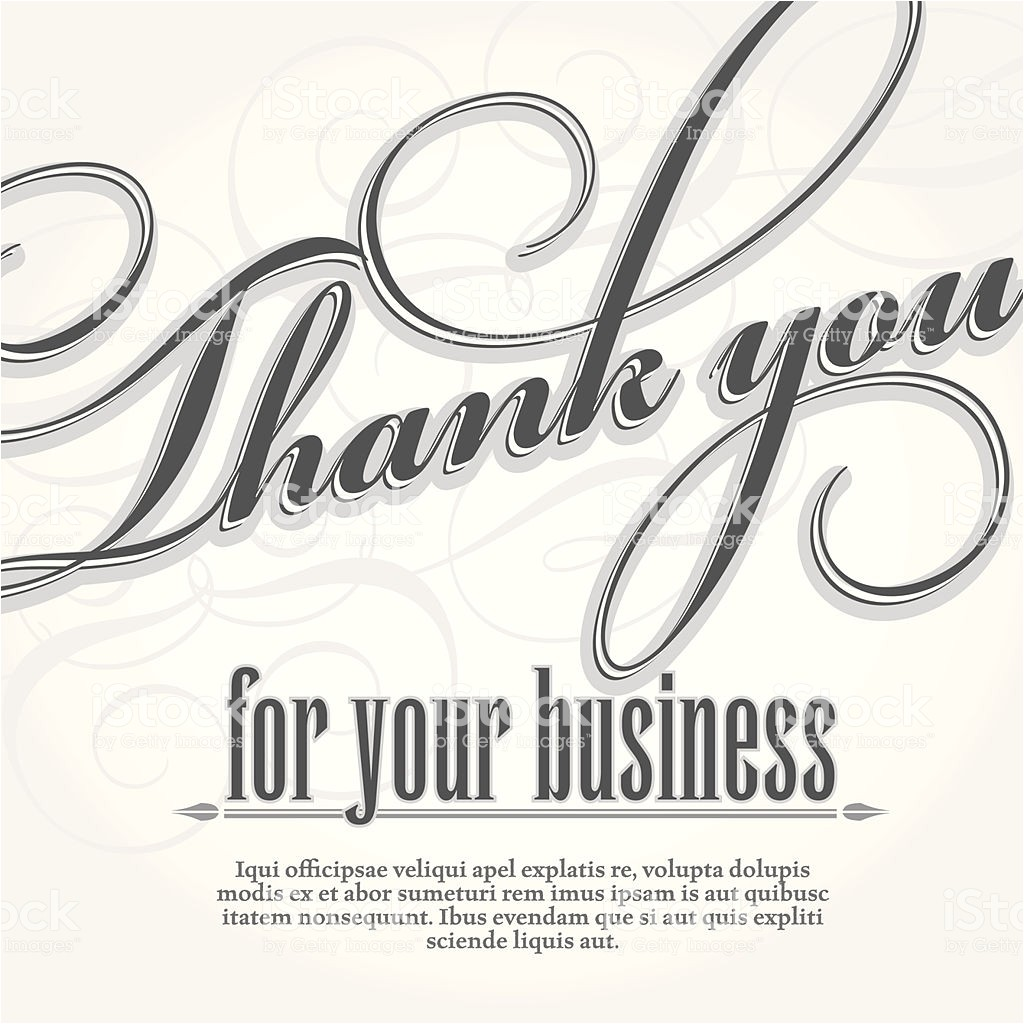 thank you for your business design card template gm483576459 25784227