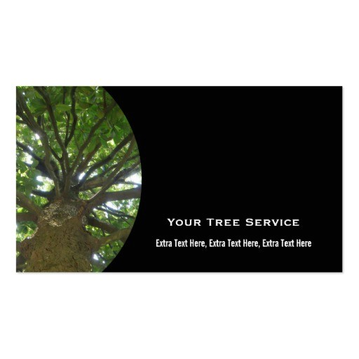 tree service business card 240995762244140645