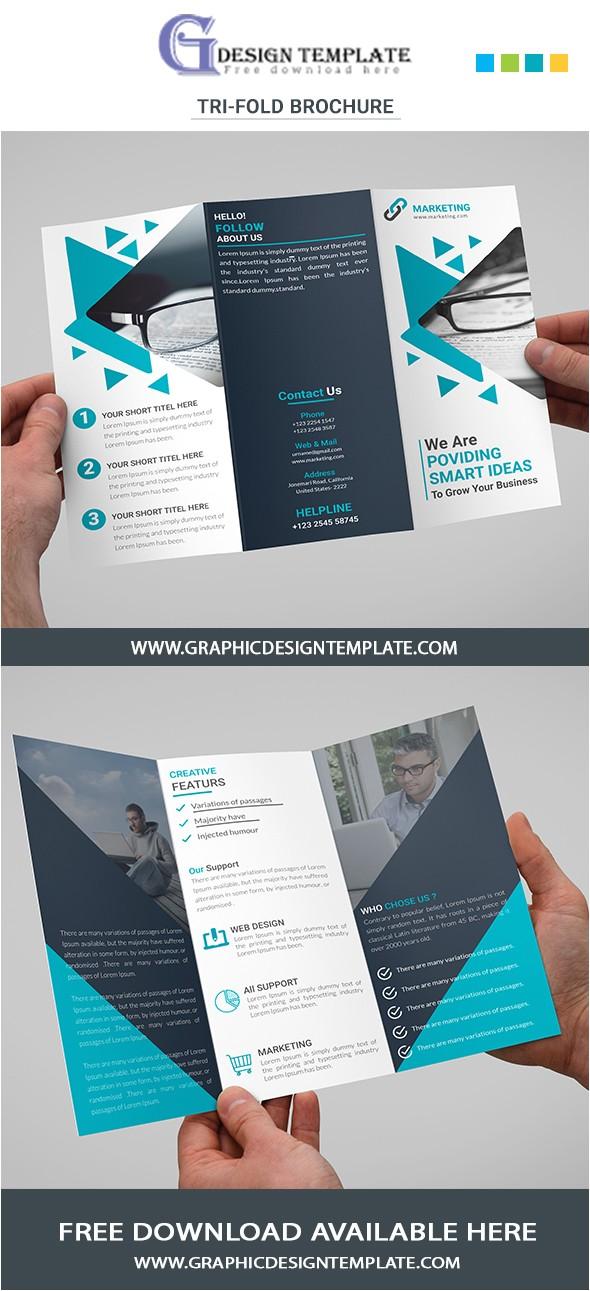 Tri Fold Brochure Template Download Tri Fold Brochure Template Free Download I Download Free
