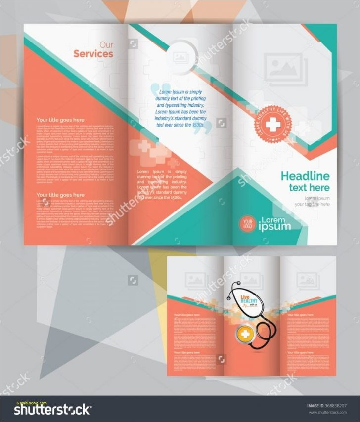 Tri Fold Brochure Template Indesign Free Download Awesome Indesign Brochure Templates Free Tri Fold Pan