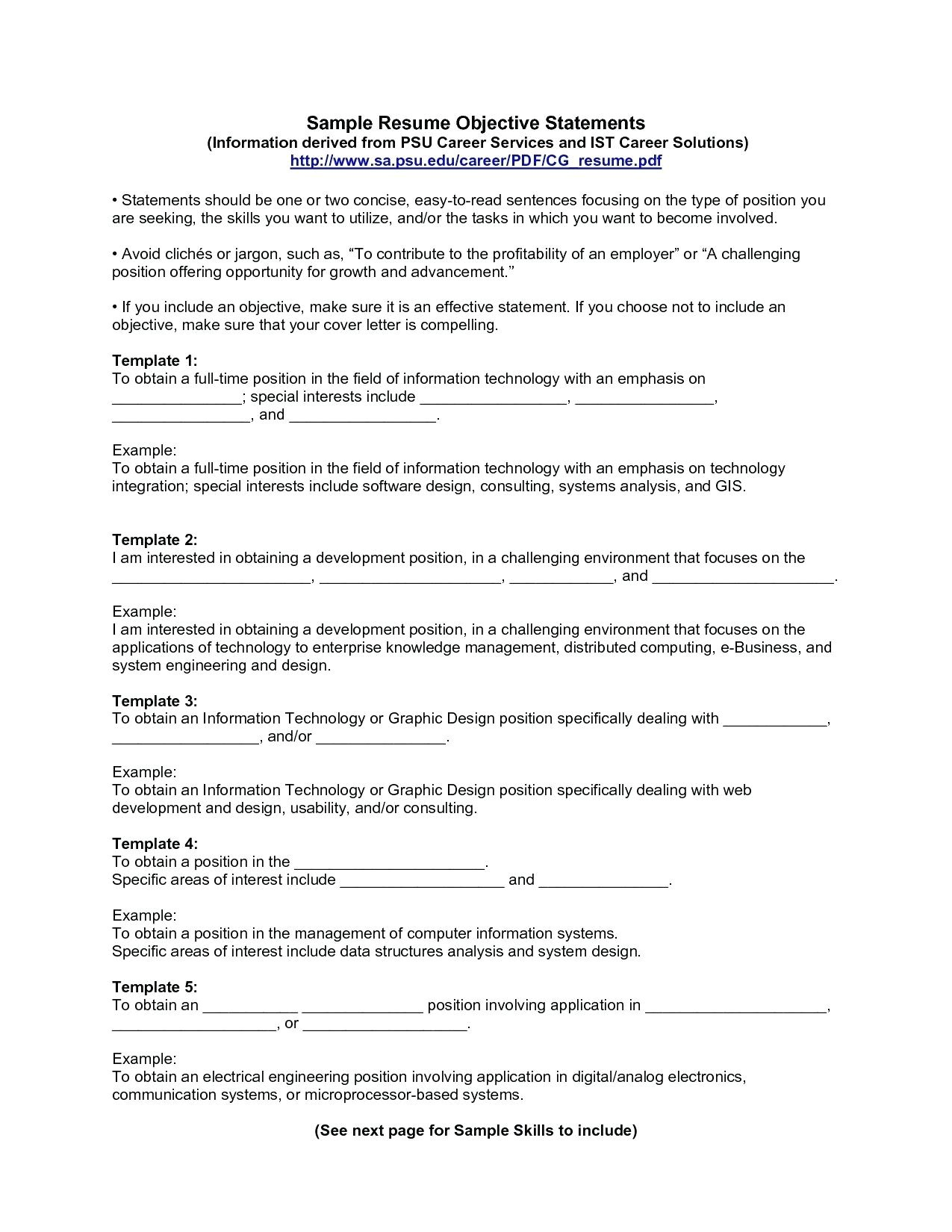information system proposal template