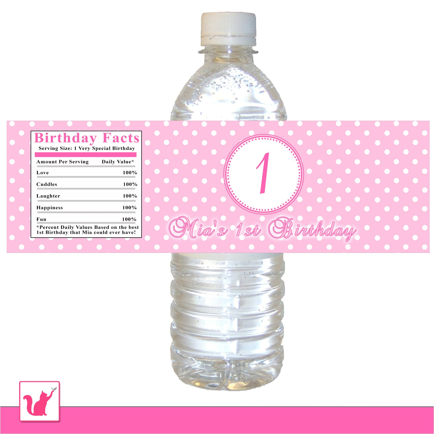 avery water bottle label templates