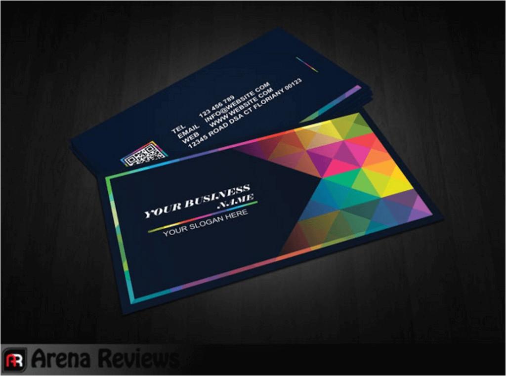 free psd business card templates mockups