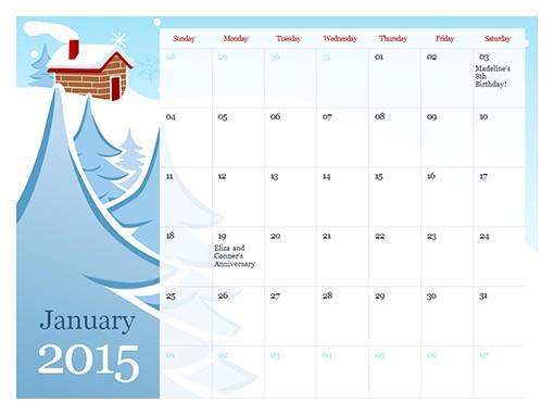 2015 Business Calendar Template Powerpoint Calendar Template 2015 Best Business Template
