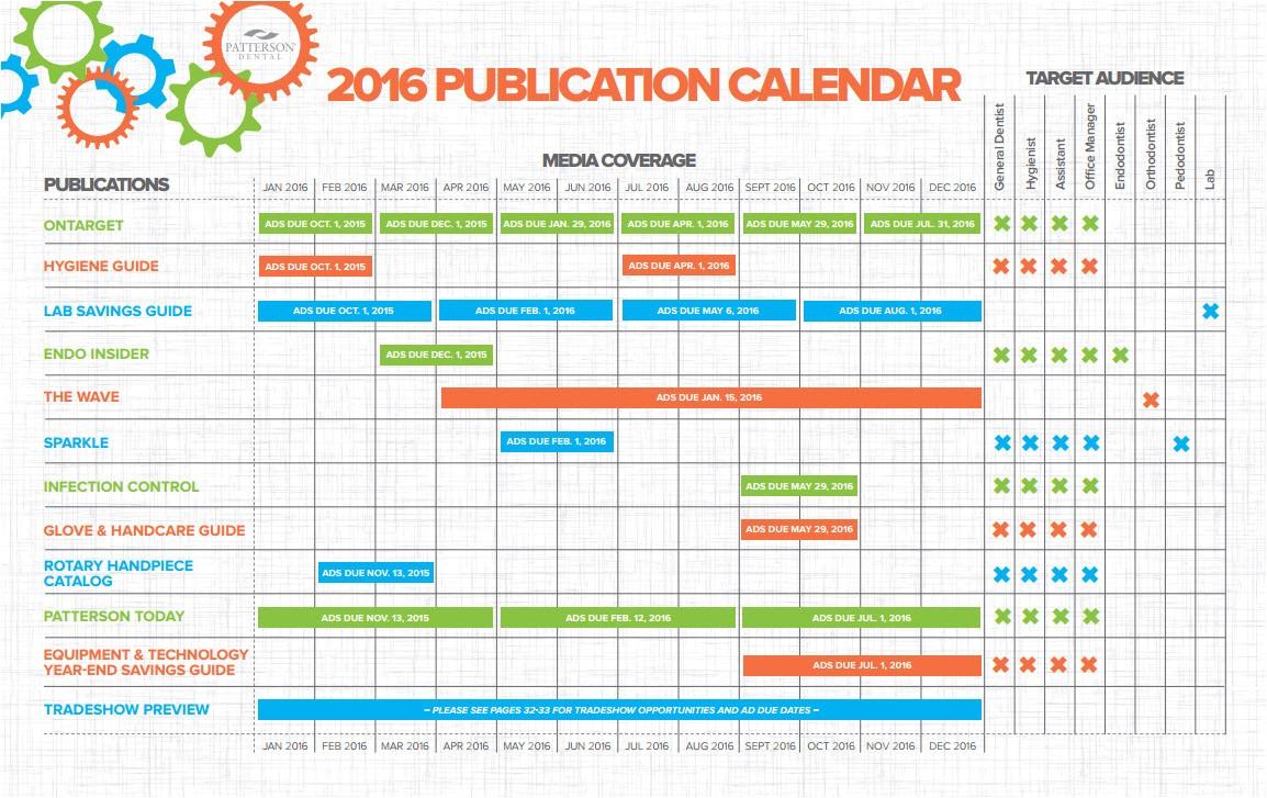 excel marketing calendar template
