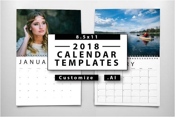 911991 2018 calendar templates