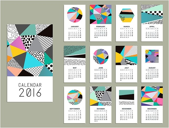 adobe photoshop calendar template