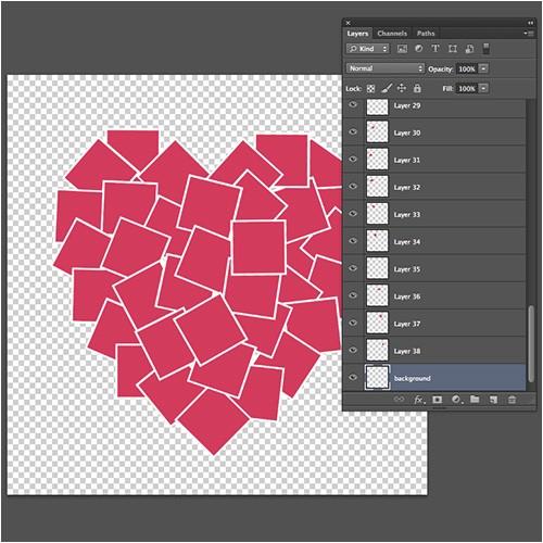 Adobe Photoshop Calendar Template Photoshop Collage Template Cyberuse