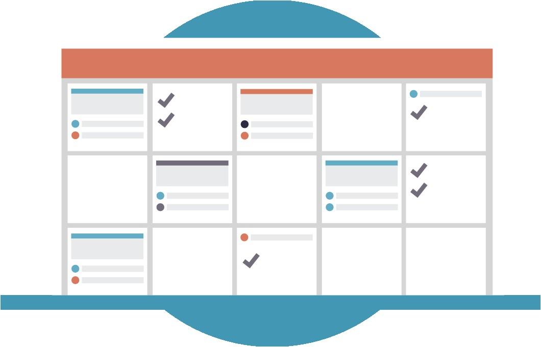 Best Editorial Calendar Template 21 Best Content Calendar Templates for Content Marketing