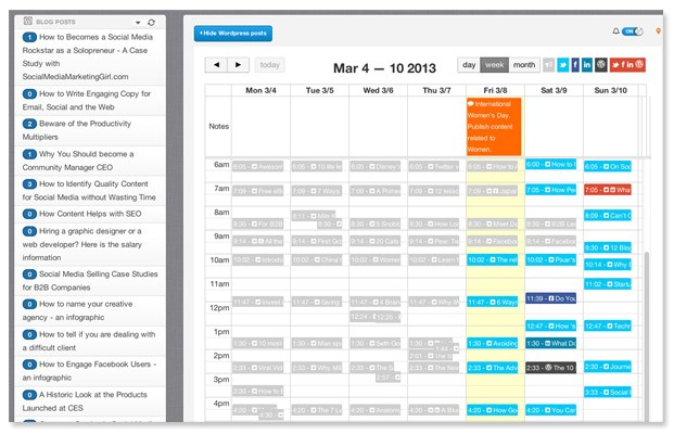 Best Editorial Calendar Template top 15 Life Changing Editorial Calendar tools Writtent