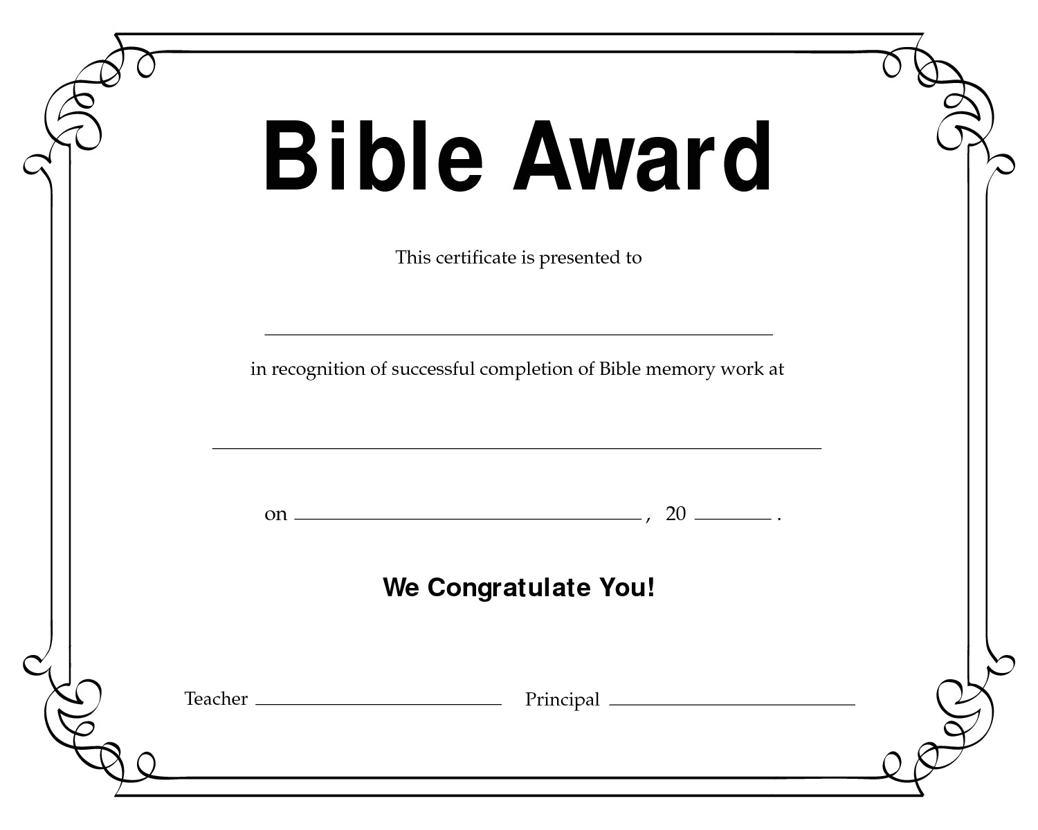 Bible Study Certificate Templates Bible School Certificates Pictures to Pin On Pinterest