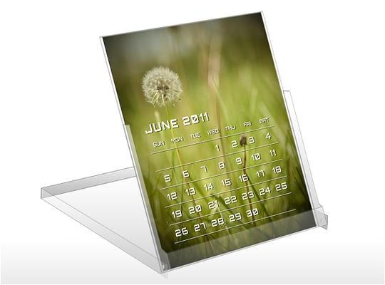 june 2011 cd case calendar template