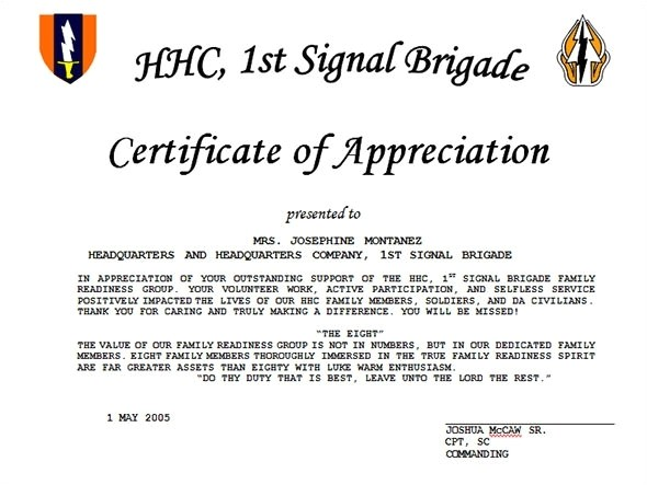certificate of appreciation wording for guest speakers