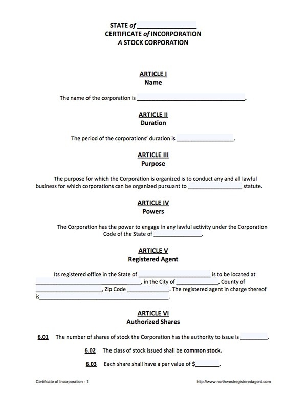 Certificate Of Incorporation Template Word Example Certificate for Cake Ideas and Designs