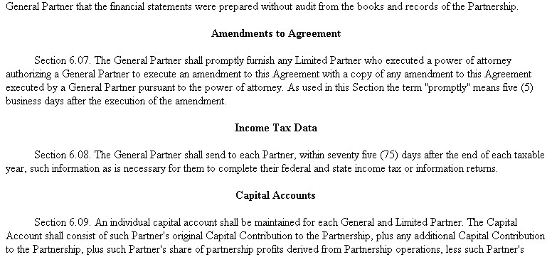 Certificate Of Partnership Template Example Document for Limited Partnership Agreement