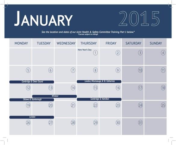 Corporate Training Calendar Template Training Calendar Template 25 Free Word Pdf Psd