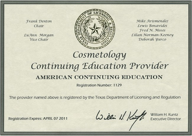 texas school cosmetology