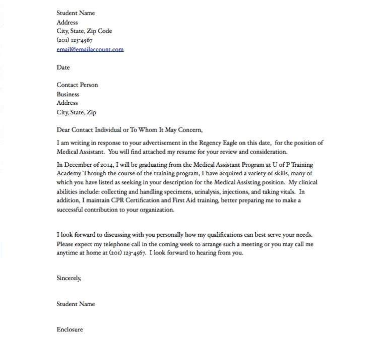 Cover Letter Template for Medical Office assistant Cover Letter for Medical assistant Whitneyport Daily Com