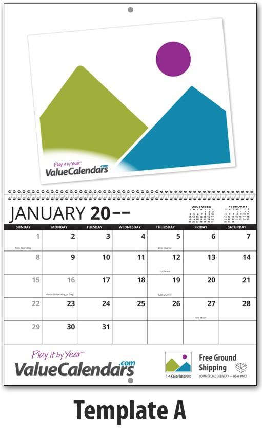 Custom Photo Calendar Template 2017 Custom Calendar Pdf Templates Custom Photo Calendar