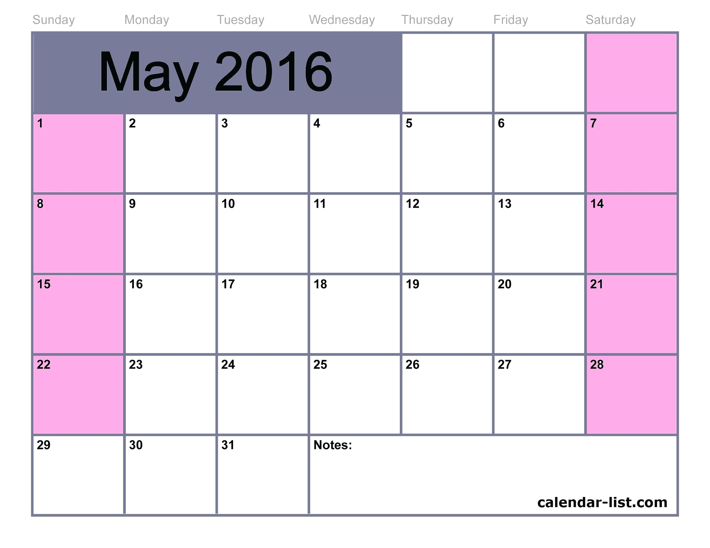 free customizable printable calendar