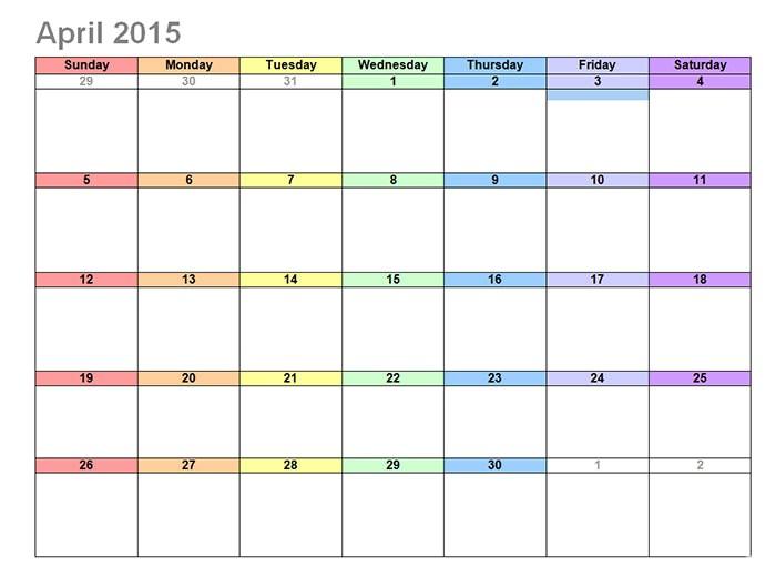 customizable wall calendar templates