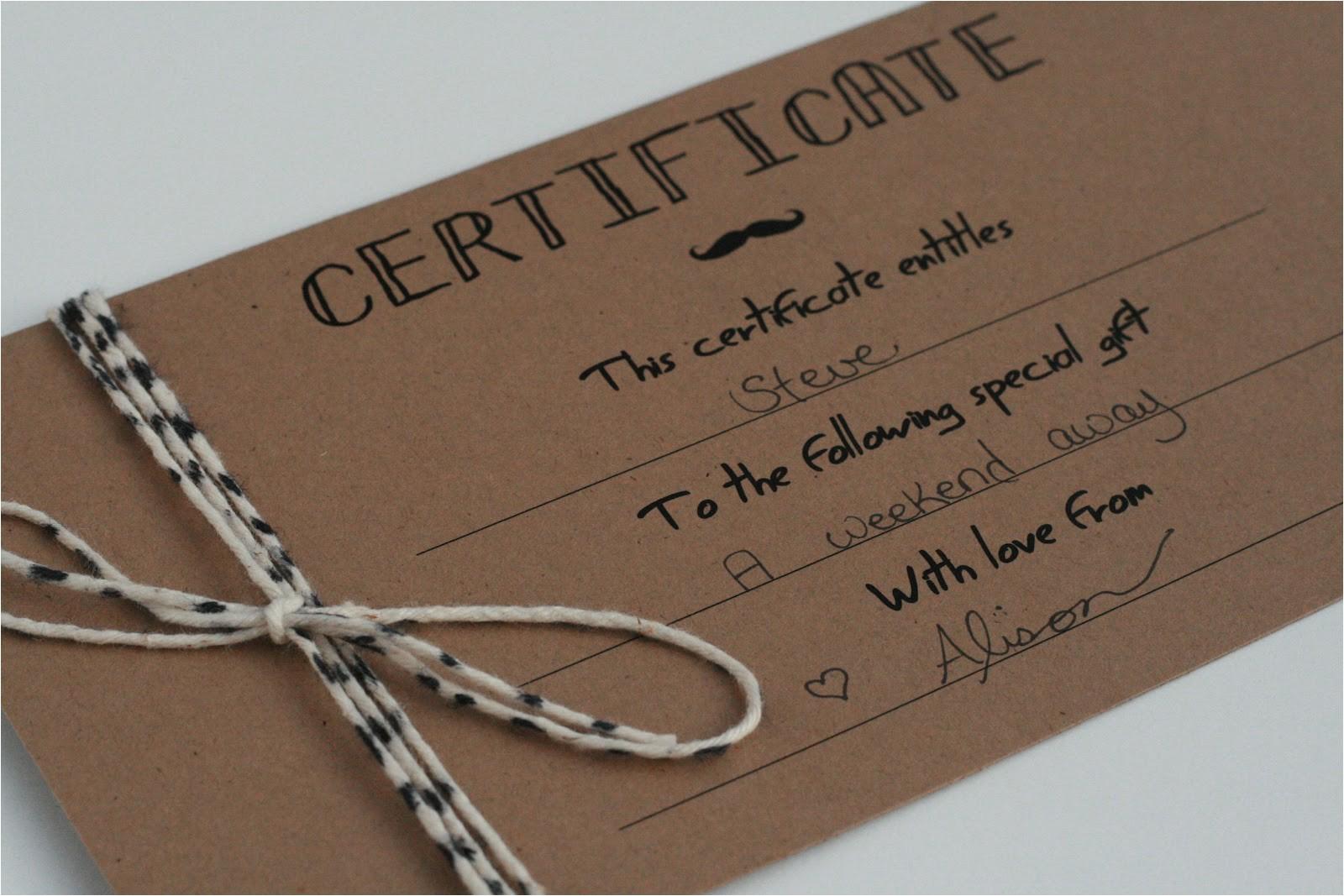 Diy Gift Certificate Template the Petit Cadeau Printable Gift Certificates for Men