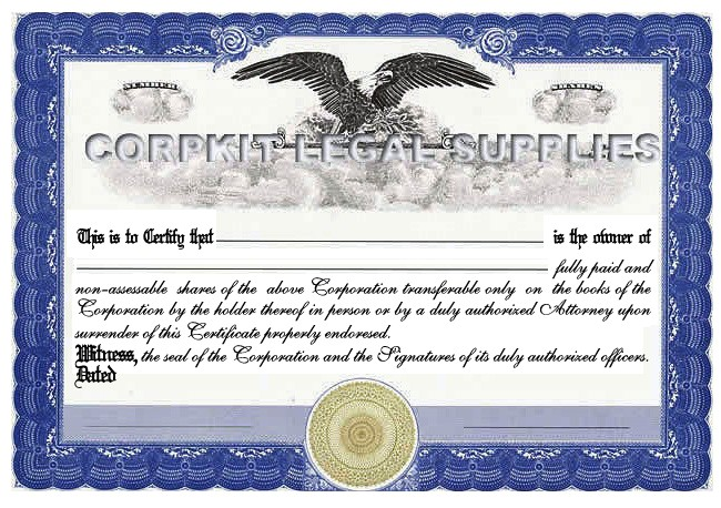 Eagle Stock Certificate Template Eagle Stock Certificate Template Beautiful Template