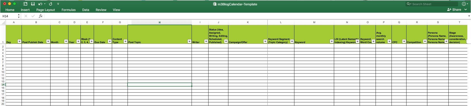 Editorial Calendar Template Google Docs Editorial Calendar Template Google Docs Business Plan