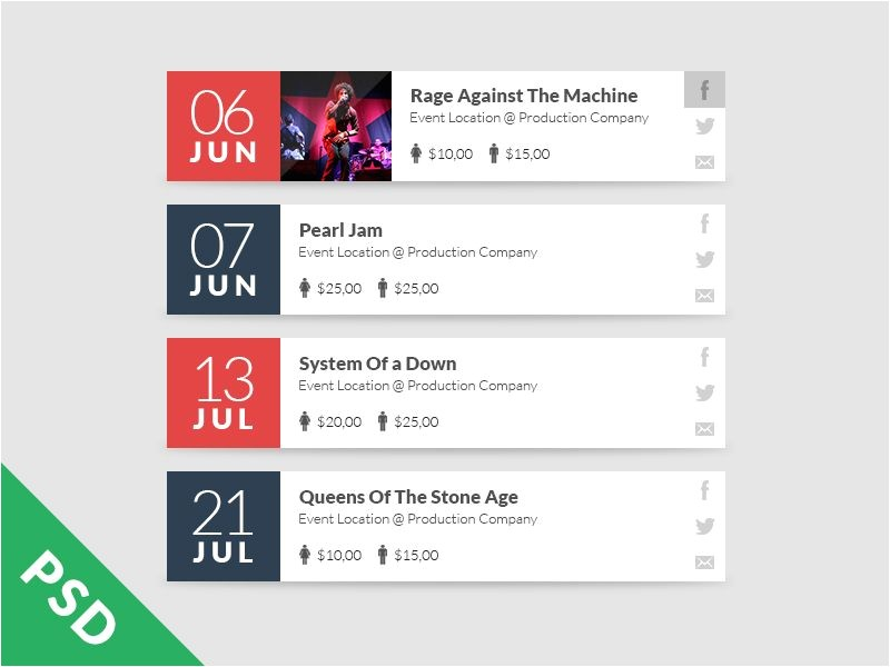 Event Calendar Template for Website events List Ui Google Search Uiux Calendar
