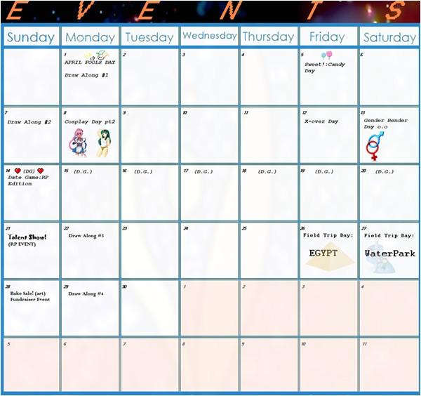 Event Calendar Website Template event Calendar Templates 16 Free Download Free