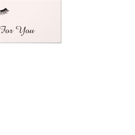 lash extensions salon gift certificate card 256627719292389821
