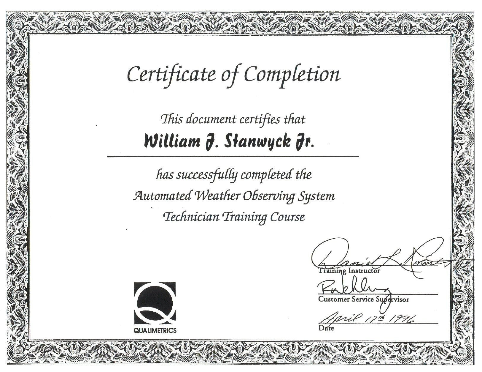 Fall Protection Certification Template Fantastic Collection Of Training Certificate Template Word