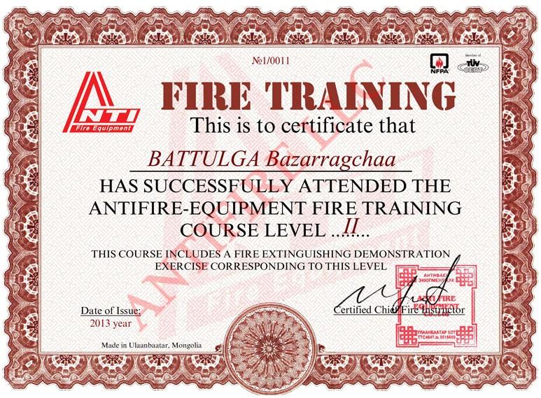gallery training certificates lang en