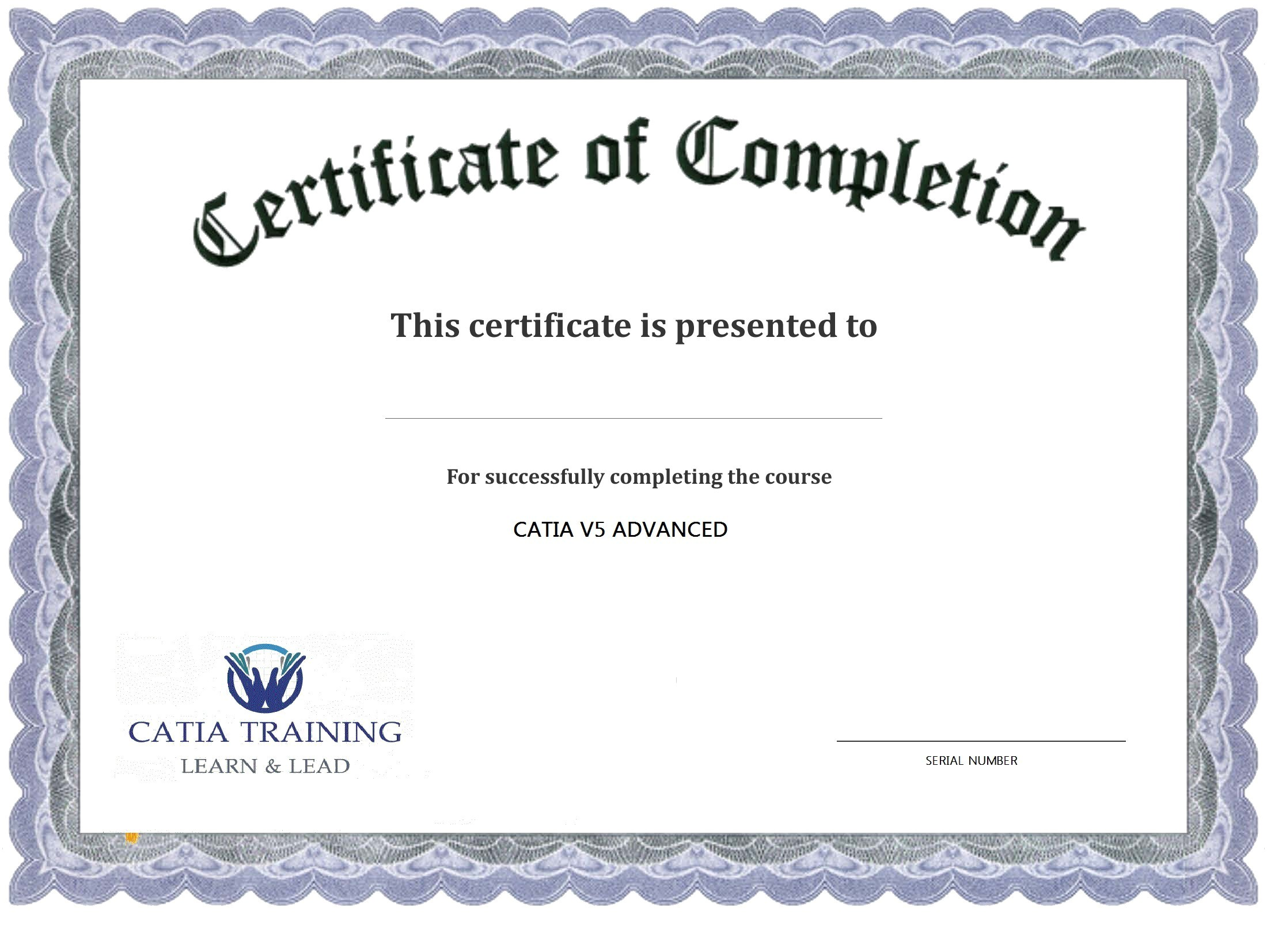 forklift certification template