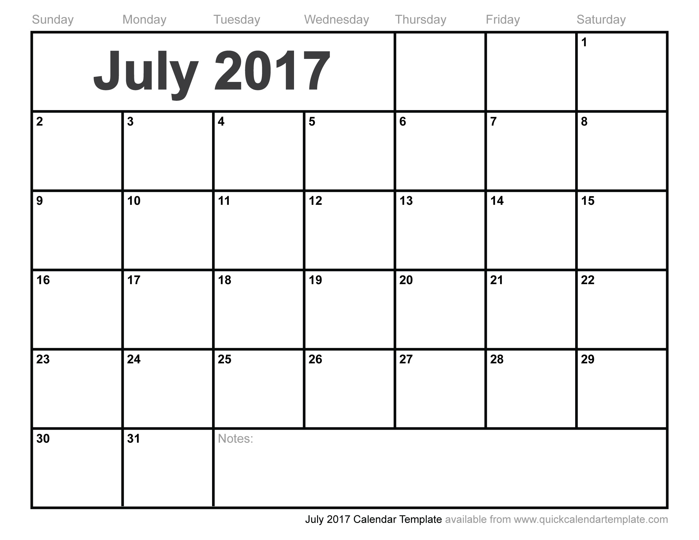 Free Photo Calendar Template 2017 July 2017 Calendar Pdf Weekly Calendar Template