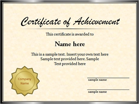 Graduation Certificate Template 18 Graduation Certificate Templates Word Pdf Documents
