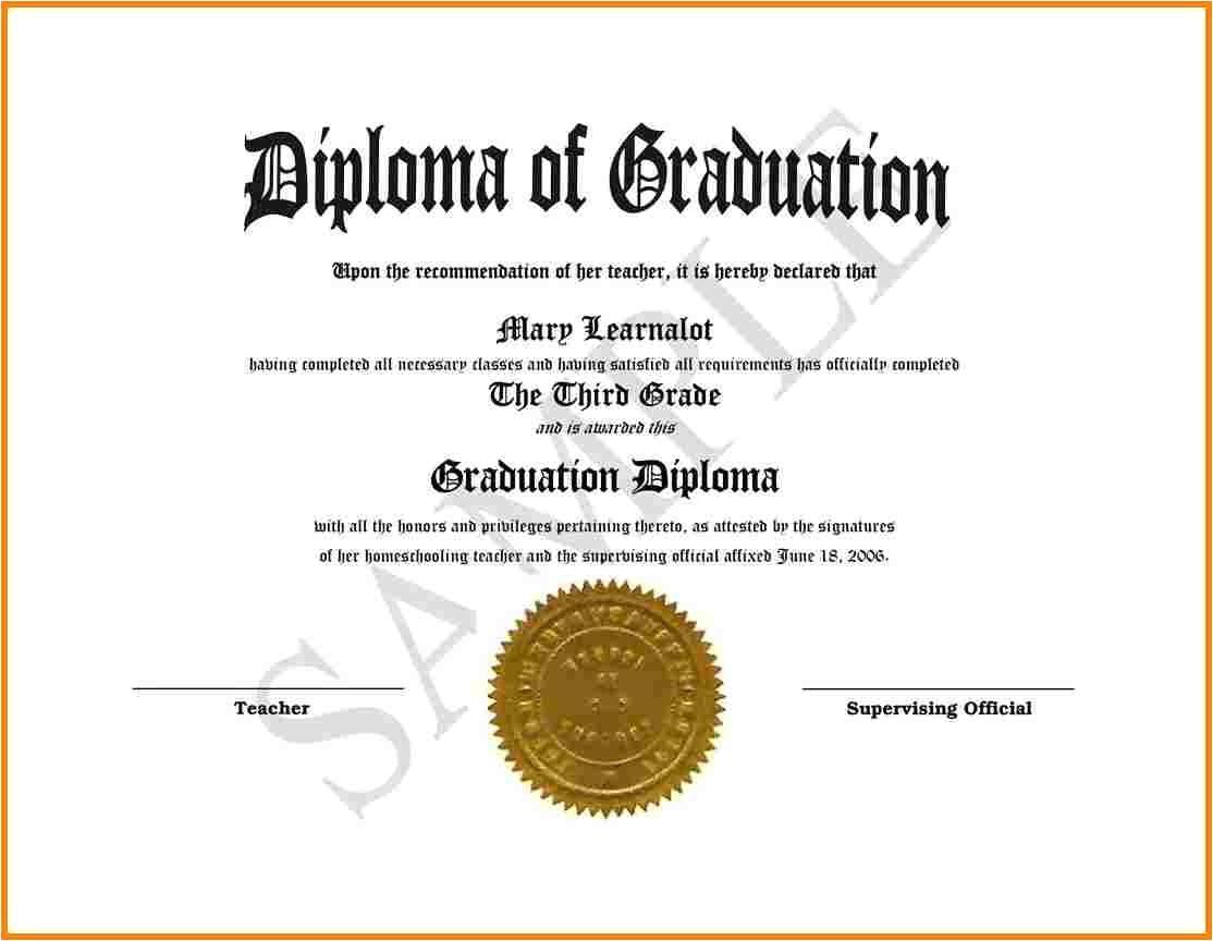 Graduation Certificate Template Certificate Free Printable Graduation Certificate