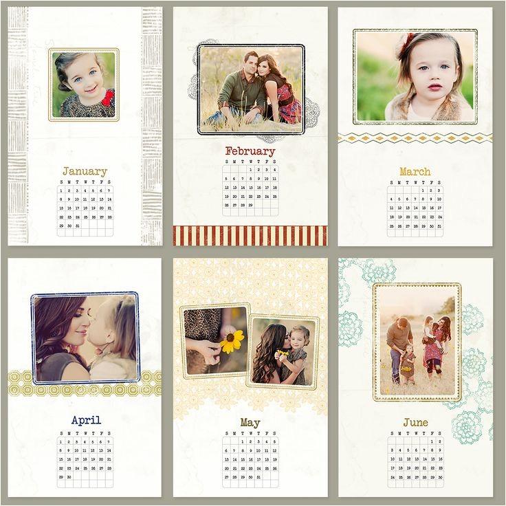 Homemade Calendar Template 17 Best Images About Homemade Calendar Ideas On Pinterest