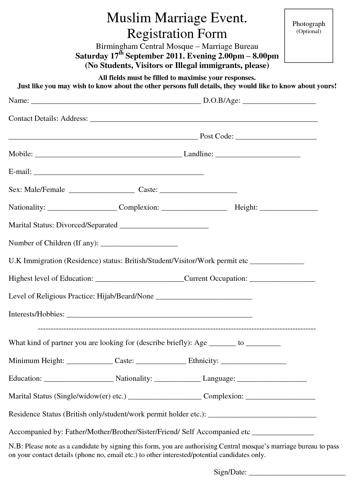 post muslim marriage certificate sample 492191