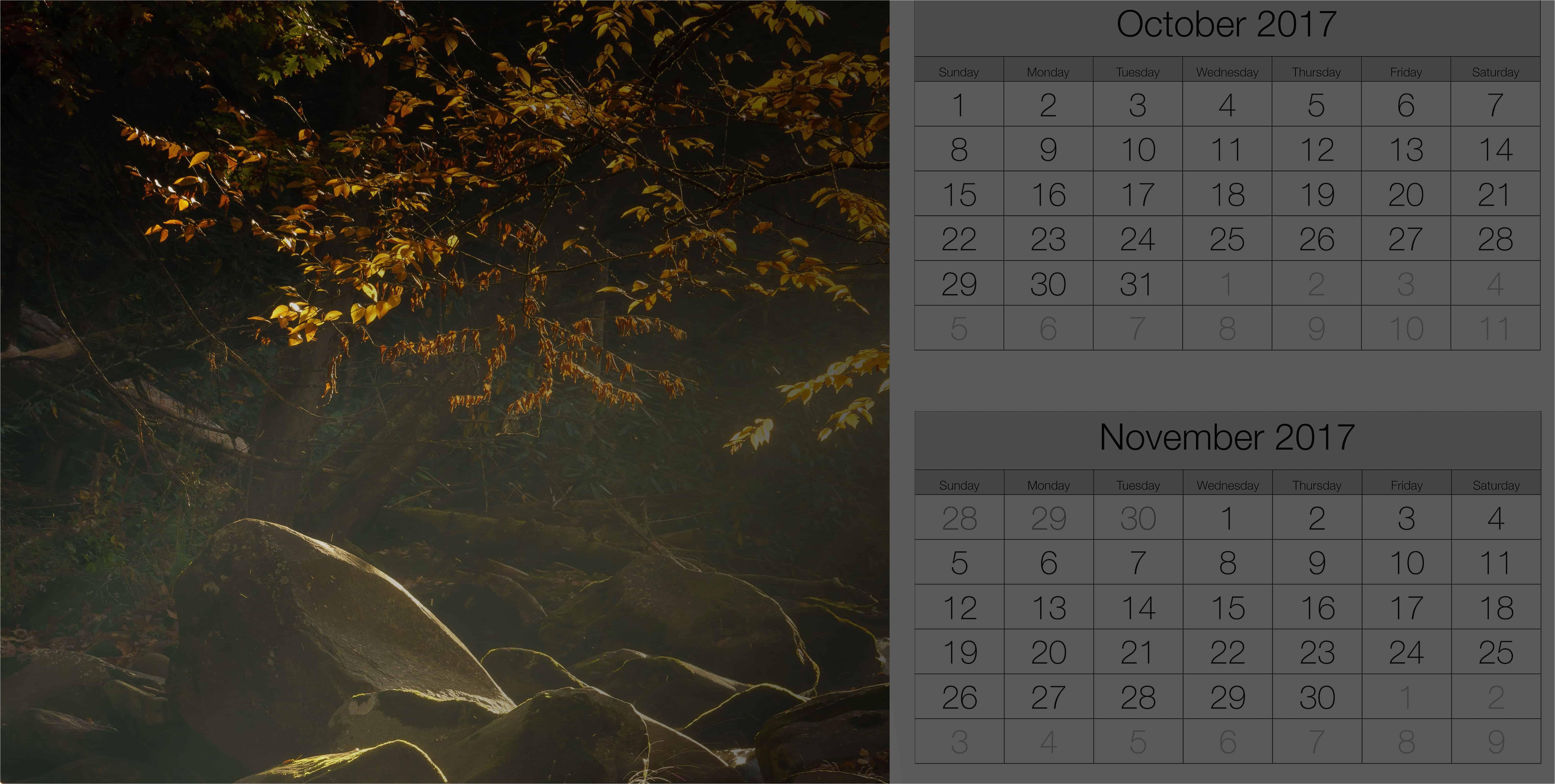 free lightroom calendar presets 2