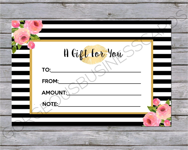 lipsense gift certificategift card