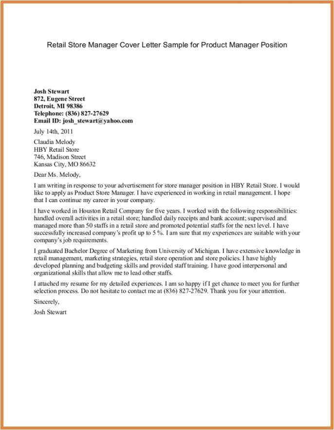 Management Cover Letter Templates Free after Sales Manager Cover Letter Sarahepps Com