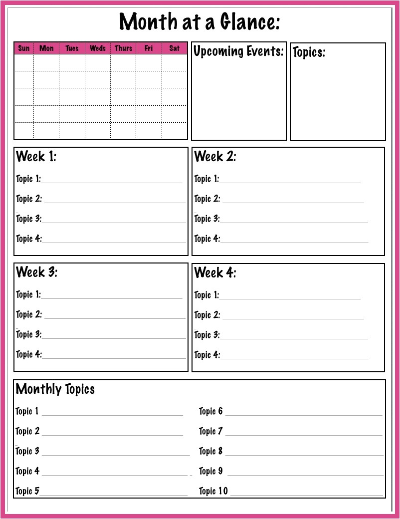 month at a glance december 2014 calendar template