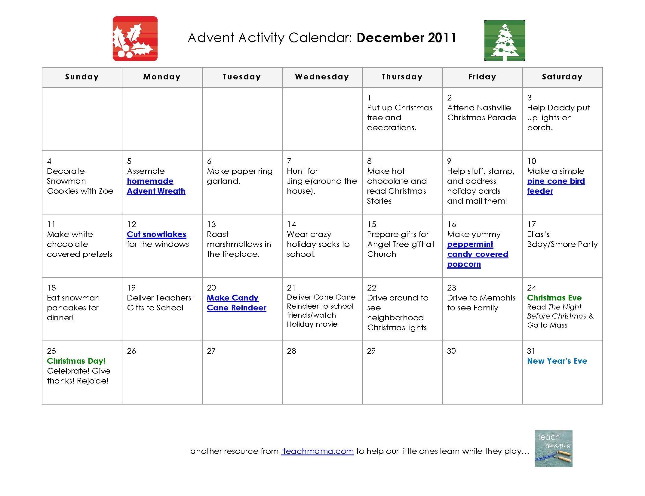 Nursing Home Activity Calendar Template Best Photos Of Activity Calendar Template Nursing Home
