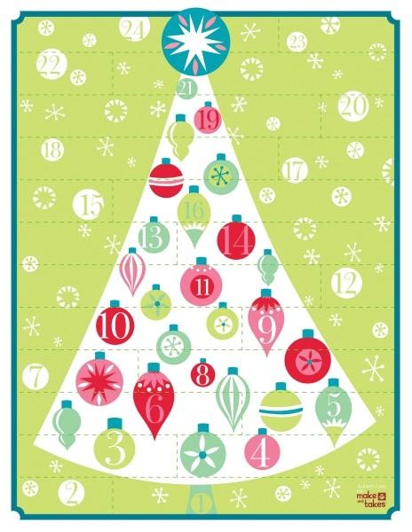 35 advent calendar ideas