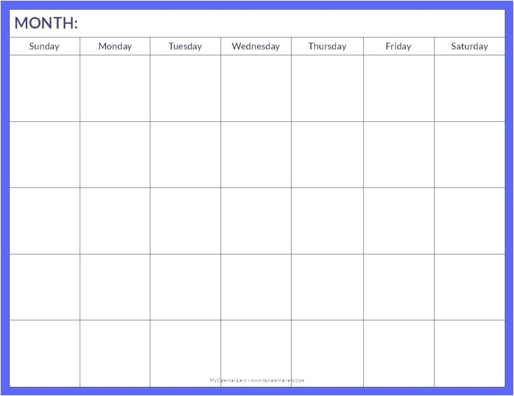blank 30 day calendar unique blank calendar template ideas on blank blank page a day calendar printable 30 day squat challenge calendar